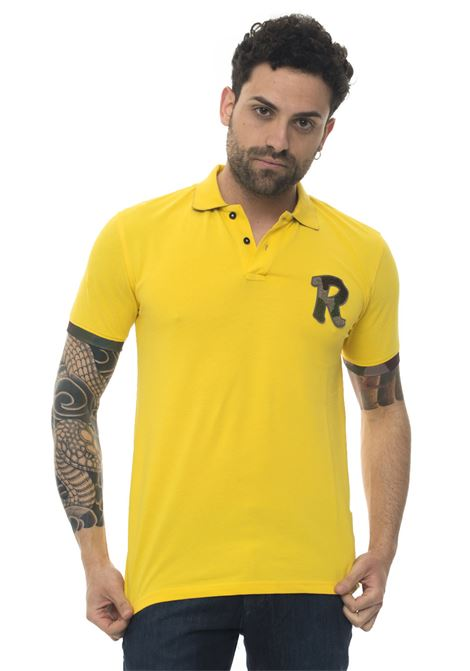 Short-sleeved polo shirt Refrigue | 2 | POLO-R50058PQU1M068