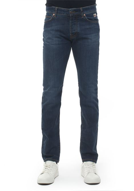 529-DENIMELASTWEARED10 5 pocket denim Jeans Roy Rogers | 24 | 529-DENIM ELASTPATER