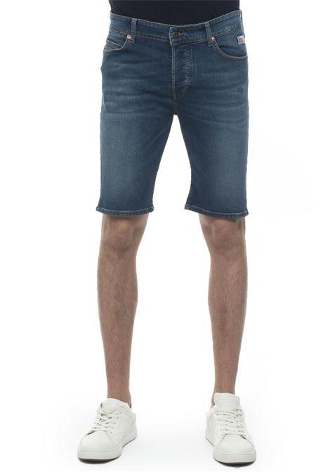 Bermuda jeans BERMUDA 529 CARLIN Roy Rogers | 5 | BERMUDA 529-DENIMCARLIN