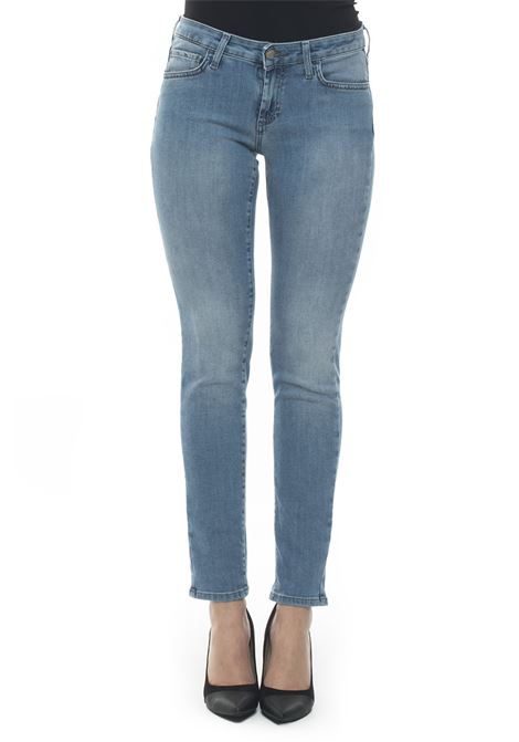 JEANS FANIE PUSH UP 5 pocket denim Jeans Roy Rogers | 24 | PUSH UP-DENIM SUPER STRETCHFANIE