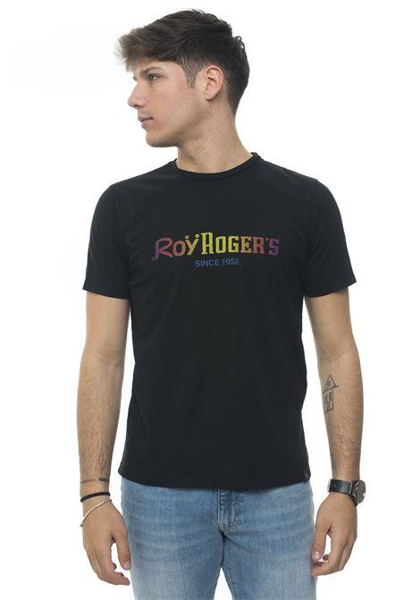 T-shirt TSHIRT-ROY RAINBOW Roy Rogers | 8 | TSHIRT JERSEY-ROY RAINBOW020