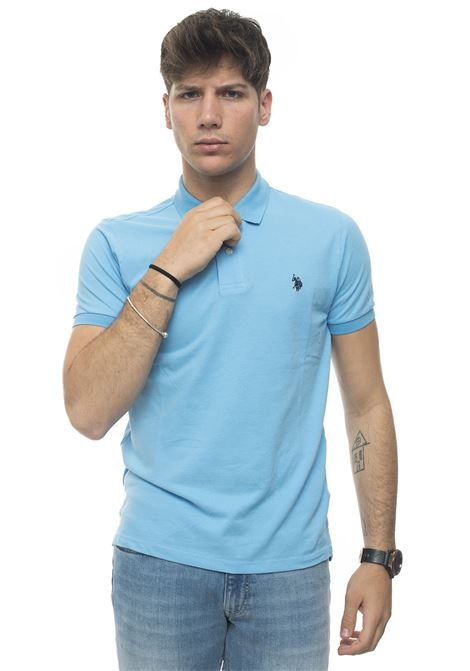 Polo in cotone piquet US Polo Assn | 2 | 51244-41029133