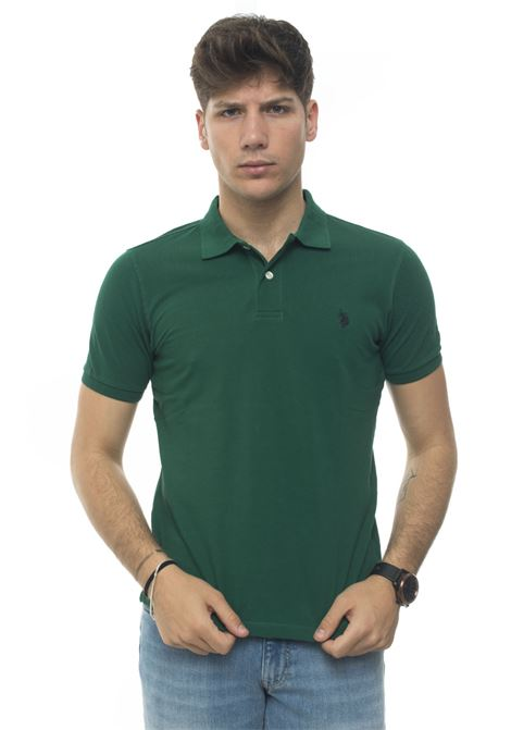 Polo in cotone piquet US Polo Assn | 2 | 51244-41029148