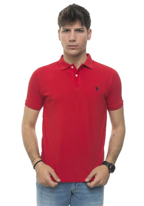 Polo in cotone piquet US Polo Assn | 2 | 51244-41029155