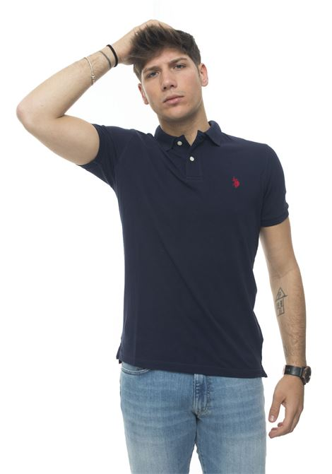 Polo in cotone piquet US Polo Assn | 2 | 51244-41029177