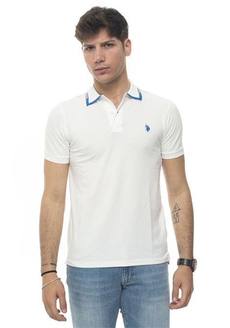 Short-sleeved polo shirt US Polo Assn   2   51260-45000101