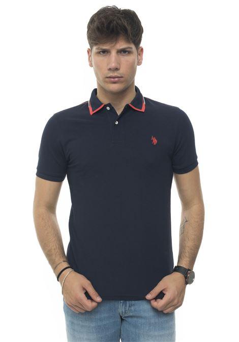 Short-sleeved polo shirt US Polo Assn   2   51260-45000177