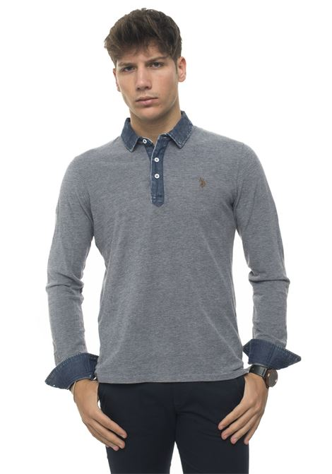 Polo shirt long sleeves US Polo Assn | 2 | 51271-50450177