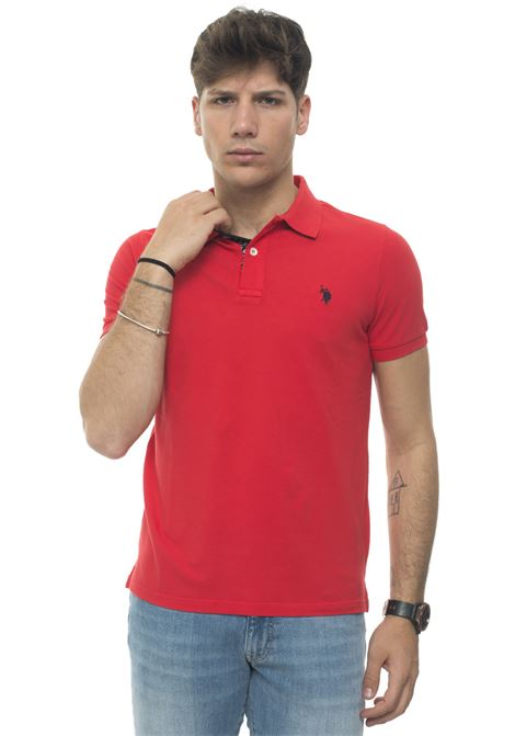 Short sleeve polo shirt US Polo Assn | 2 | 51280-52024455