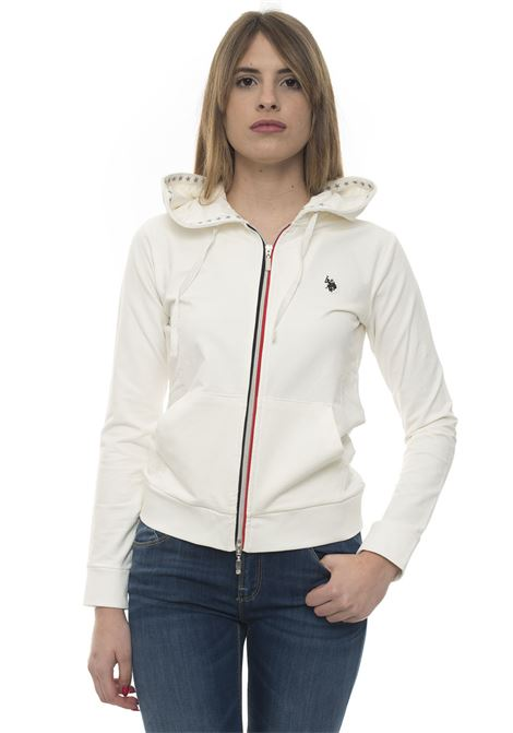 Sweatshirt with hood US Polo Assn | 20000055 | 51305-51478101