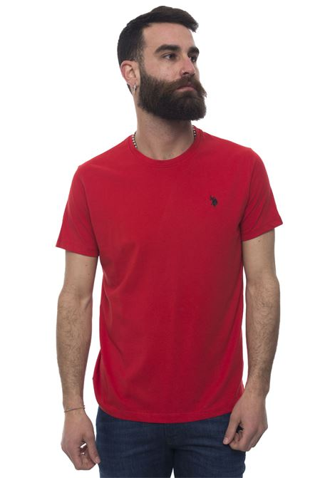 Round-necked T-shirt US Polo Assn | 8 | 51320-49351155