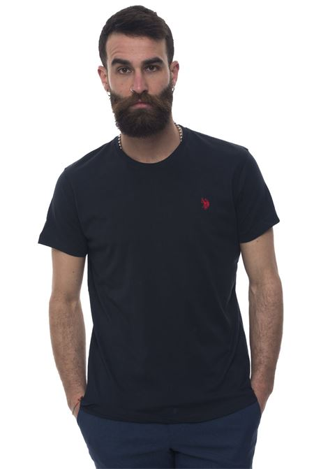 Round-necked T-shirt US Polo Assn | 8 | 51320-49351179