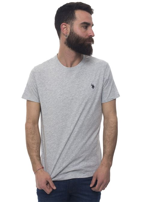 Round-necked T-shirt US Polo Assn | 8 | 51320-49351188