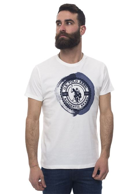 Round-necked T-shirt US Polo Assn | 8 | 51325-49351101