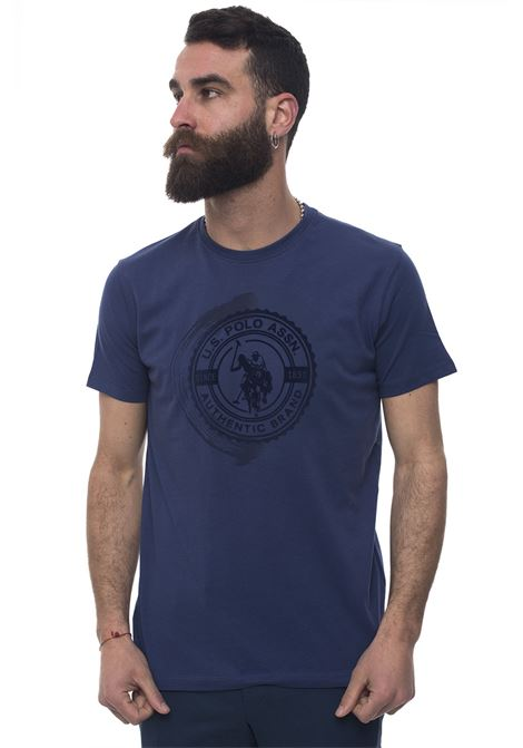 Round-necked T-shirt US Polo Assn | 8 | 51325-49351178