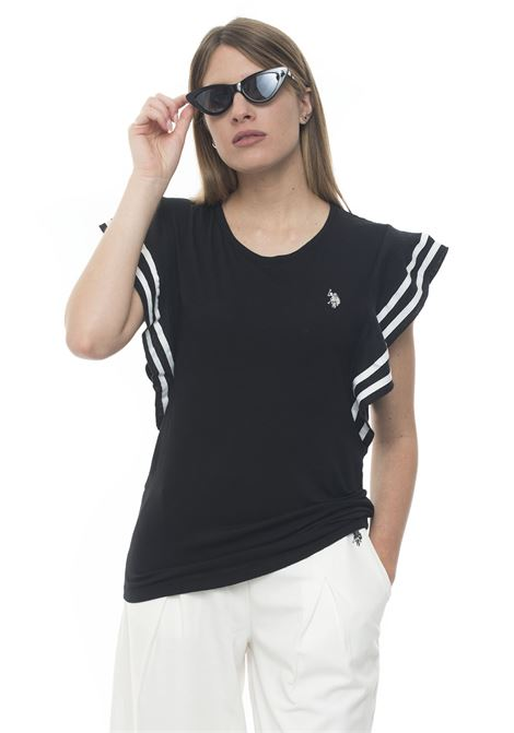 Round-necked T-shirt US Polo Assn | 8 | 51350-52367199