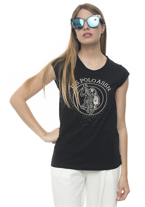 T-shirt girocollo US Polo Assn | 8 | 51358-50782199