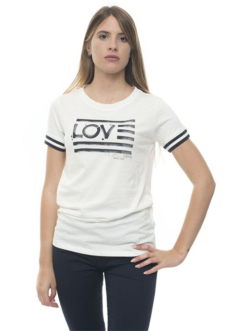 T-shirt girocollo mezza manica US Polo Assn | 8 | 51364-51520101