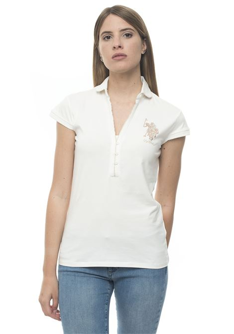 Polo in jersey di cotone US Polo Assn | 2 | 51378-51256101