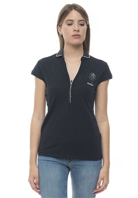 Polo in jersey di cotone US Polo Assn | 2 | 51378-51256179