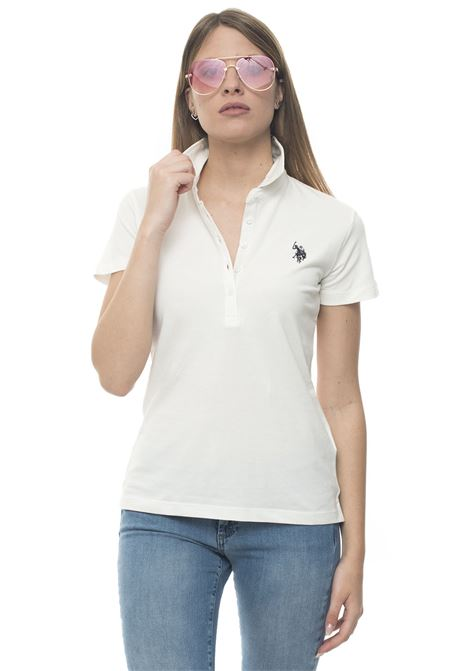 Polo in cotone piquet US Polo Assn | 2 | 51392-48439101