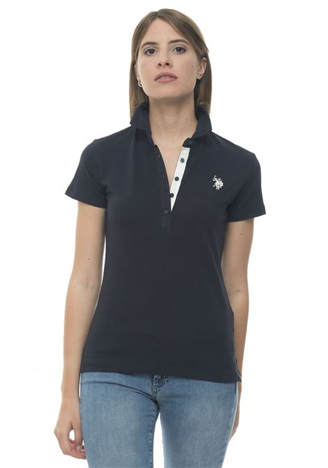 Polo shirt in cotton piquet US Polo Assn | 2 | 51392-48439179