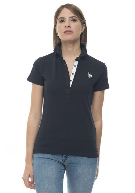 Polo in cotone piquet US Polo Assn | 2 | 51392-48439179
