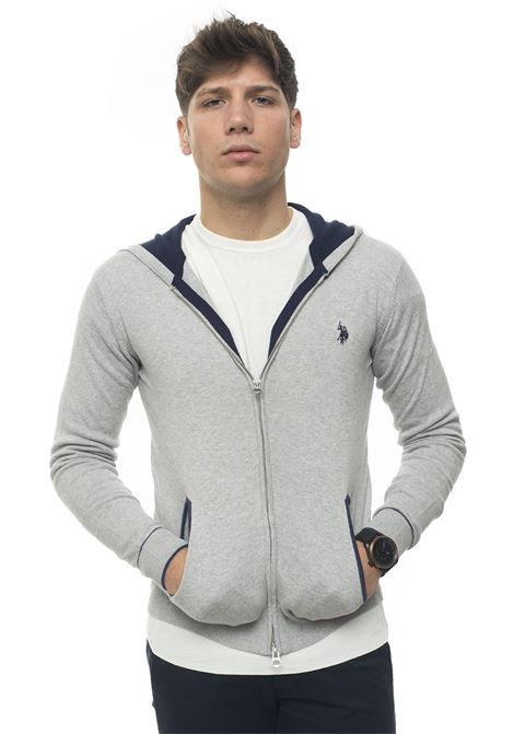 Cotton cardigan US Polo Assn | 39 | 51434-51727188