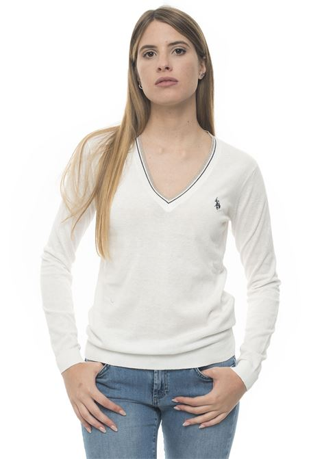 V-neck pullover US Polo Assn | 7 | 51504-522261011