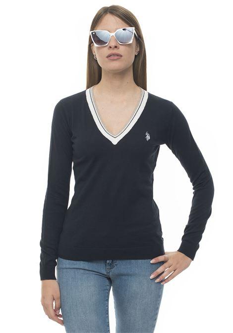 V-neck pullover US Polo Assn | 7 | 51504-52226179