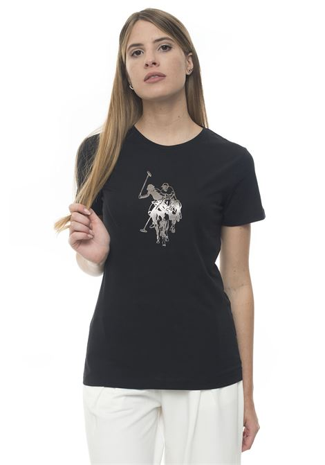T-shirt girocollo US Polo Assn | 8 | 51656-51520199