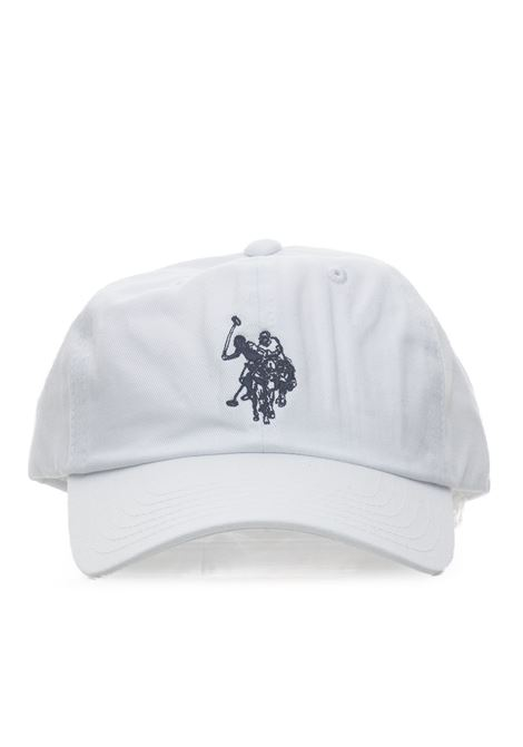 Cappello con visiera US Polo Assn | 5032318 | 51958-45280100