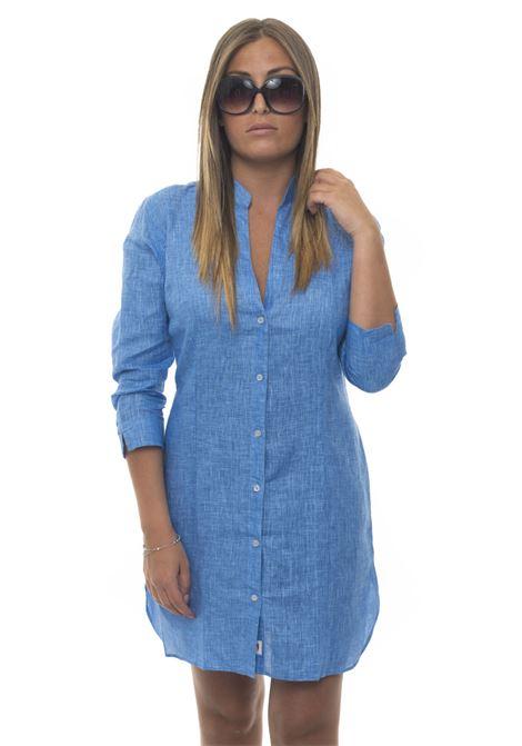 Capri Linen dress Vincenzo De Lauziers | 130000002 | CAPRI-CA082204