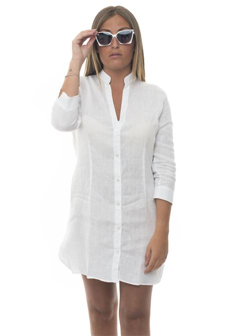 Capri Linen dress Vincenzo De Lauziers | 130000002 | CAPRI-VI086801