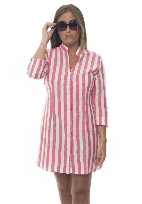 Capri Linen dress Vincenzo De Lauziers | 130000002 | CAPRI-VI08714