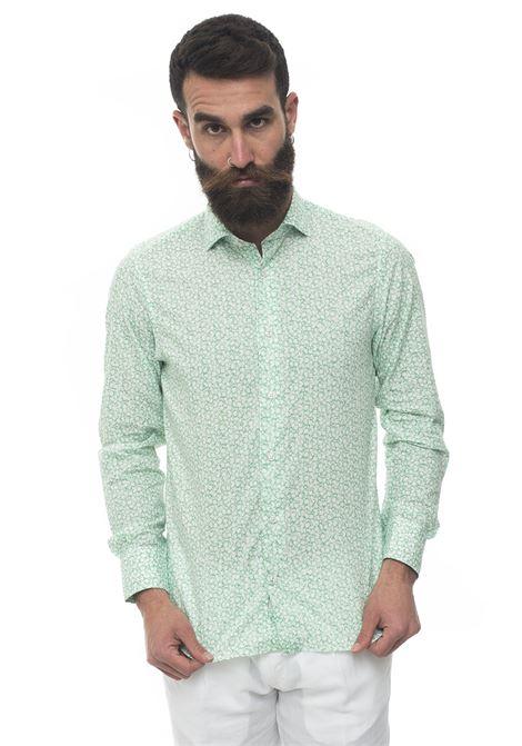 Casual shirt Vincenzo De Lauziers | 6 | FR47-MO102906