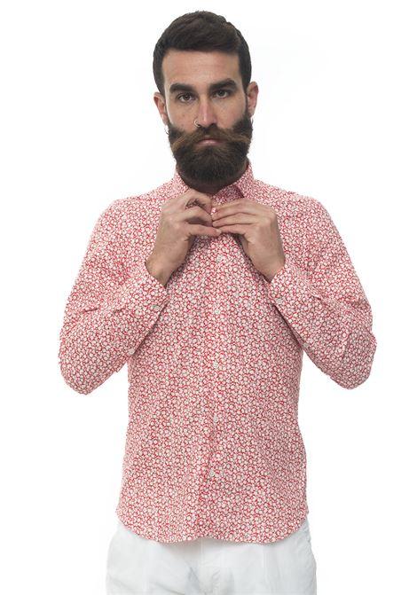 Casual shirt Vincenzo De Lauziers | 6 | FR47-MO102907