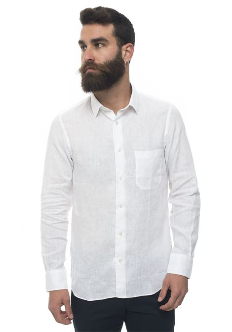 Long-sleeved linen shirt Vincenzo De Lauziers | 6 | G25-VI86801