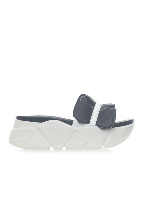Sandalo con zeppa PAMELA Voile Blanche | 20000009 | 00105025981A06