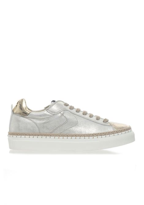 PANAREA Sneakers with raised part at the back Voile Blanche | 5032317 | 00120134850Q06