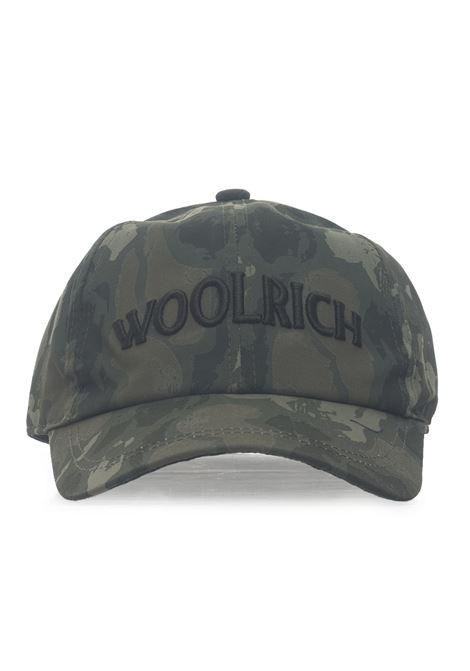 WOACC1618 peaked hat Woolrich | 5032318 | WOACC1618-UT15776423