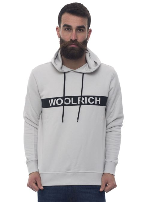 WOFEL1168 Sweatshirt with hood Woolrich | 20000055 | WOFEL1168-UT1437105