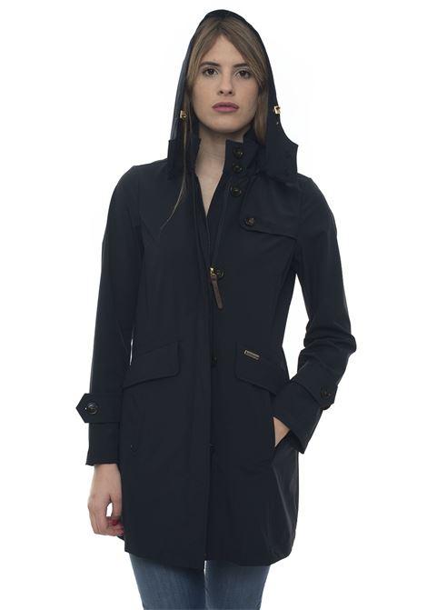 W'S FAYETTE COAT dust coat Woolrich | -276790253 | WWCPS2718-UT01023126