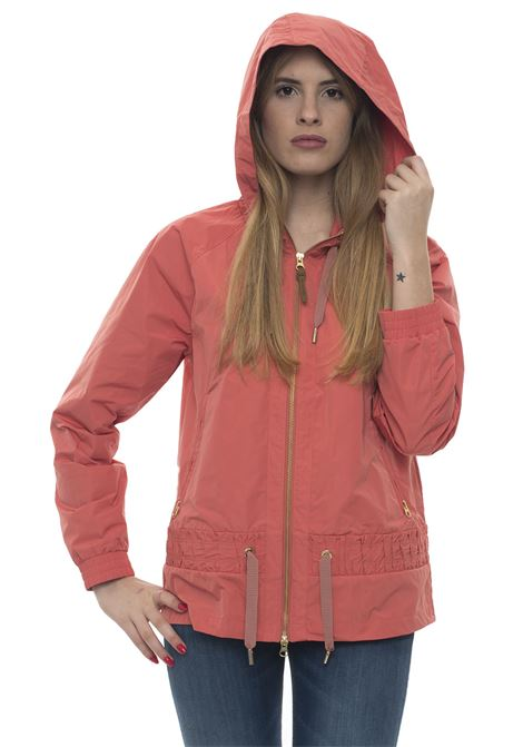 W'S ERIE WINDBREAKE hooded harrington jacket Woolrich | -276790253 | WWCPS2730-UT0573504