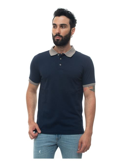 Short sleeve polo shirt Andrea Fenzi | 2 | 07L-G800734850