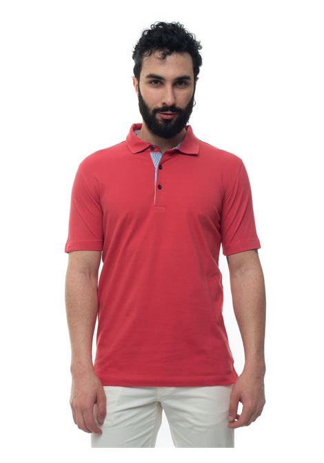 Short sleeve polo shirt Andrea Fenzi | 2 | 4YL-G800432298