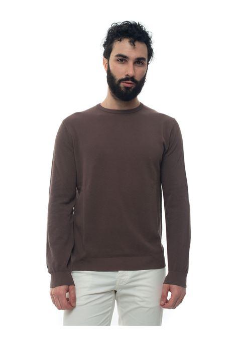 Round-neck pullover Andrea Fenzi | 7 | G01-G72858626