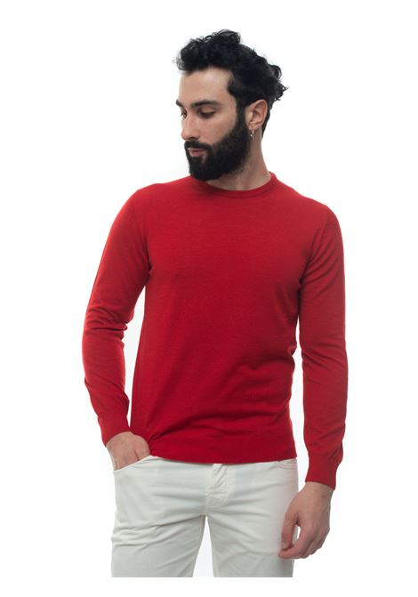 Round-neck pullover Andrea Fenzi | 7 | G01-G75812550