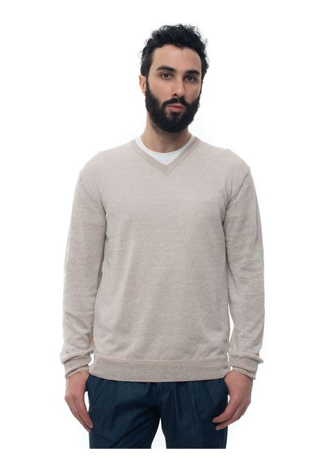 V-neck pullover Andrea Fenzi | 7 | V01-G760432105