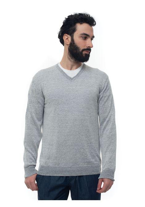 V-neck pullover Andrea Fenzi | 7 | V01-G760439700